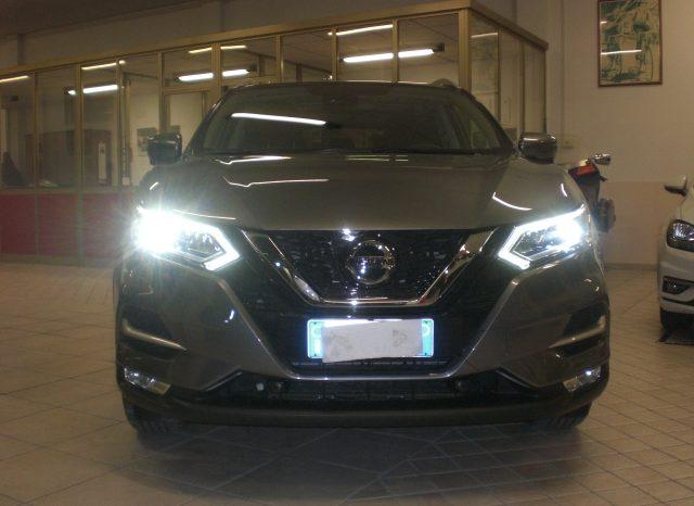 CIMG6808-640x466 Nissan Qashqai 1.5 dci 116cv N-CONNECTA FULL LED+NAVI+CAR PLAY