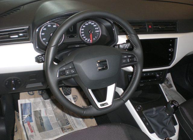 CIMG6935-640x466 Seat Arona 1.0 TSI 115cv XCELLENCE FULL LED+NAVI+RETROCAMERA