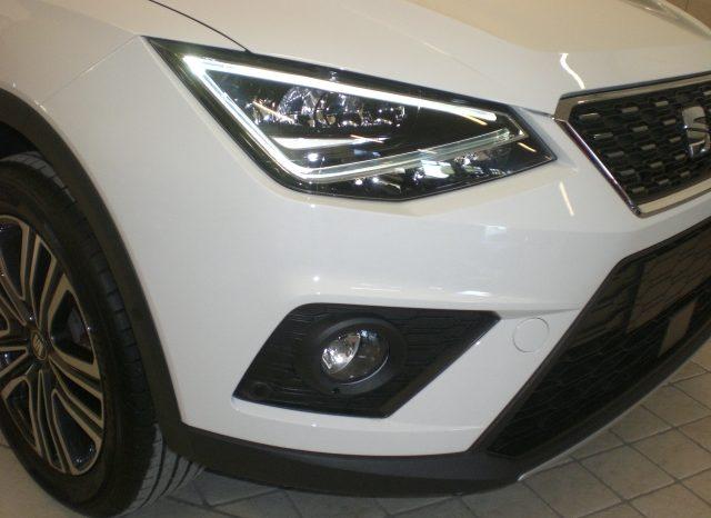 CIMG6959-640x466 Seat Arona 1.0 TSI 115cv XCELLENCE FULL LED+NAVI+RETROCAMERA