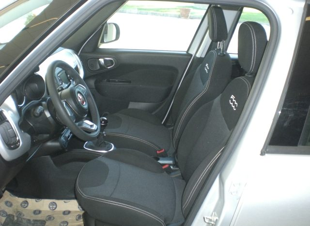 CIMG6863-640x466 Fiat 500 L 1.4 95cv Business