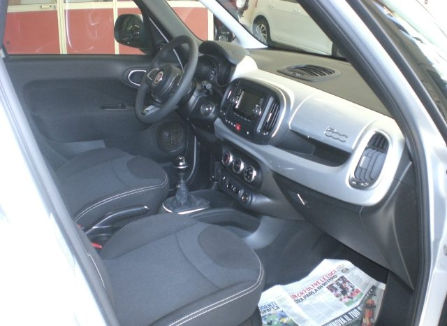 CIMG6868-640x466 Fiat 500 L 1.4 95cv Business