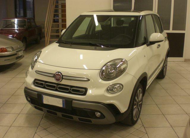 CIMG6982-640x466 Fiat 500 L 1.3 mjtd 95cv CROSS  Tetto+Navi