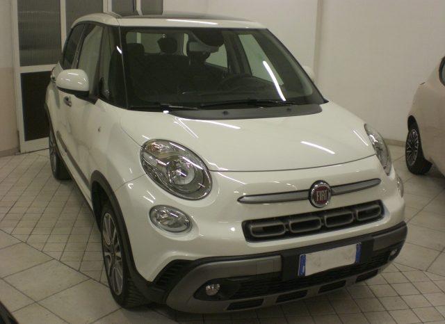 CIMG6983-640x466 Fiat 500 L 1.3 mjtd 95cv CROSS  Tetto+Navi