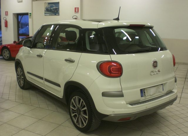 CIMG6985-640x466 Fiat 500 L 1.3 mjtd 95cv CROSS  Tetto+Navi