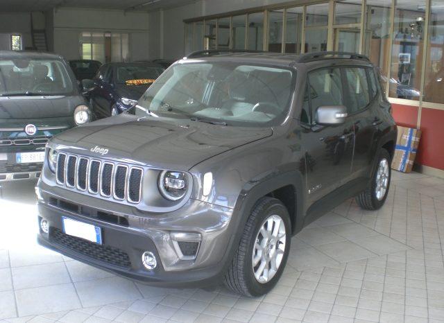 CIMG6679-640x466 Jeep Renegade 1.0  T3 120cv Limited+Full led+Navi+Key less