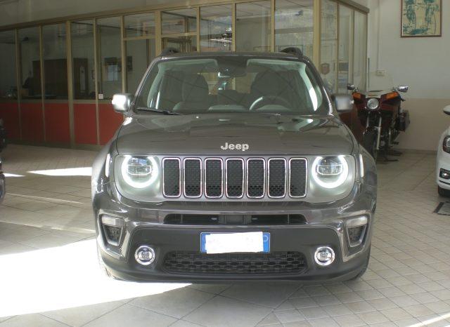 CIMG6690-640x466 Jeep Renegade 1.0  T3 120cv Limited+Full led+Navi+Key less
