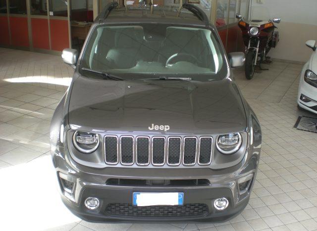 CIMG6698-640x466 Jeep Renegade 1.0  T3 120cv Limited+Full led+Navi+Key less