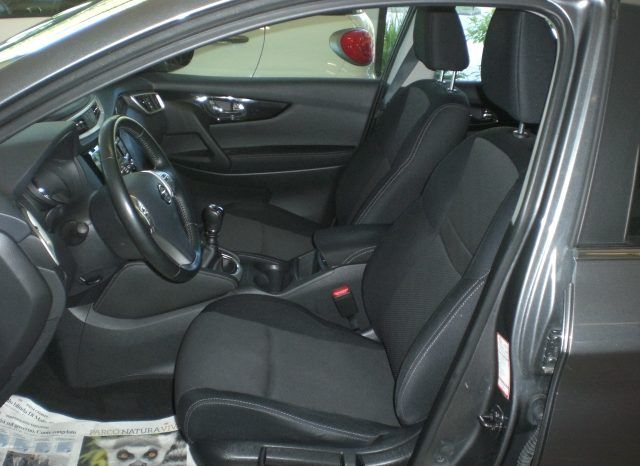 CIMG7226-640x466 Nissan Qashqai 1.5 DCI 110cv Acenta