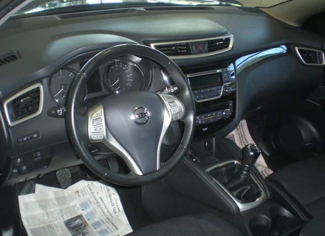 CIMG7227-640x466 Nissan Qashqai 1.5 DCI 110cv Acenta