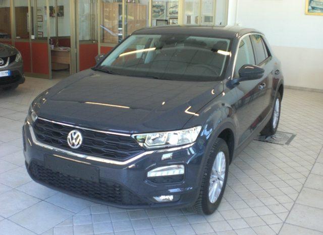 CIMG7238-640x466 Volkswagen T-Roc 1.6 TDI 116cv Business+NAVI+WINTER PACK+5 ANNI GARANZIA