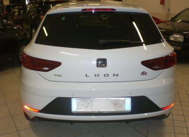CIMG7390-640x466 Seat Leon 1.5 TGI 130cv DSG Metano+Navi