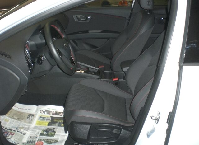 CIMG7393-640x466 Seat Leon 1.5 TGI 130cv DSG Metano+Navi