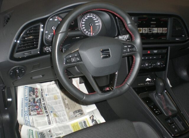 CIMG7394-640x466 Seat Leon 1.5 TGI 130cv DSG Metano+Navi
