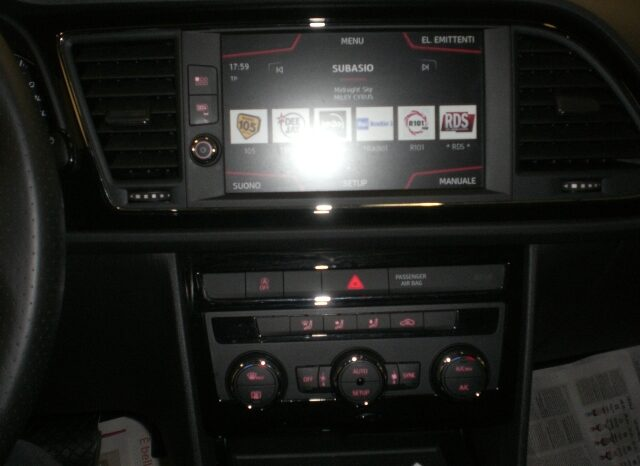 CIMG7400-640x466 Seat Leon 1.5 TGI 130cv DSG Metano+Navi