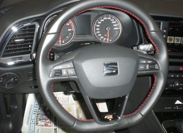 CIMG7402-640x466 Seat Leon 1.5 TGI 130cv DSG Metano+Navi