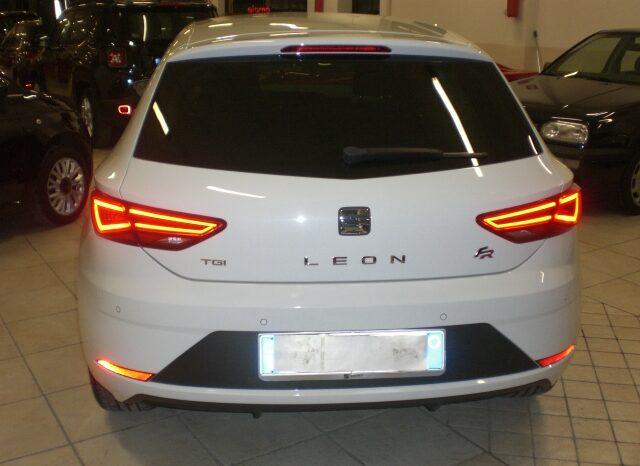 CIMG7403-640x466 Seat Leon 1.5 TGI 130cv DSG Metano+Navi