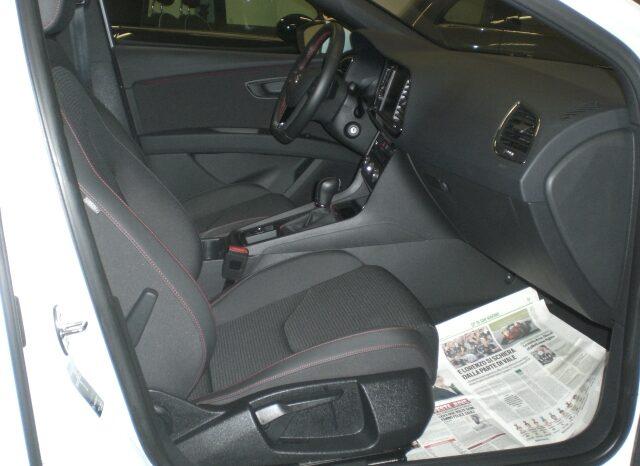 CIMG7406-640x466 Seat Leon 1.5 TGI 130cv DSG Metano+Navi