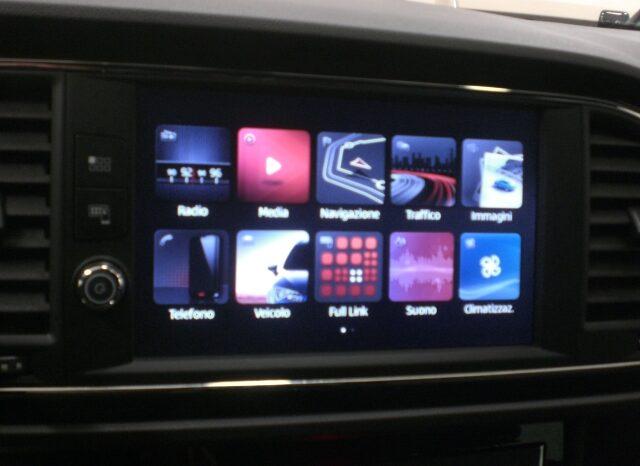 CIMG7410-640x466 Seat Leon 1.5 TGI 130cv DSG Metano+Navi
