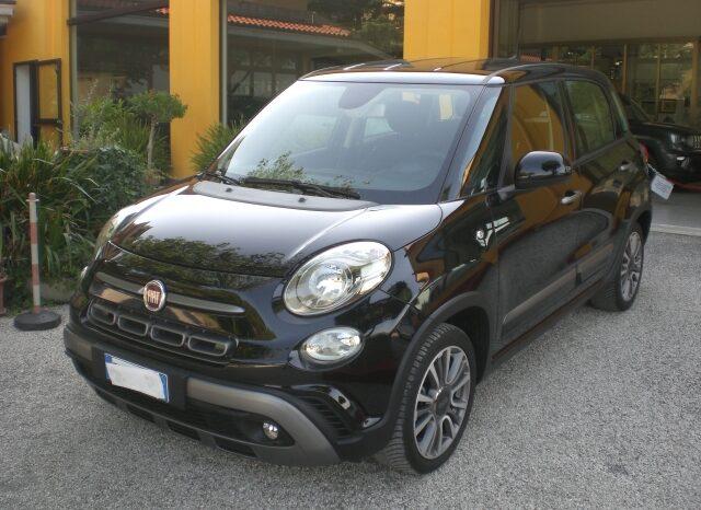 CIMG7144-640x466 Fiat 500 L 1.3 mjtd 95cv Cross (PER NEOPATENTATI)
