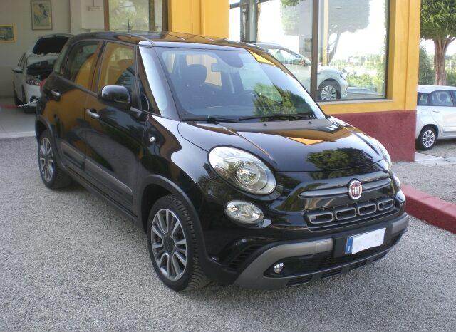 CIMG7145-640x466 Fiat 500 L 1.3 mjtd 95cv Cross (PER NEOPATENTATI)