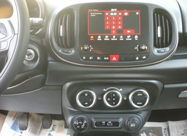 CIMG7151-640x466 Fiat 500 L 1.3 mjtd 95cv Cross (PER NEOPATENTATI)