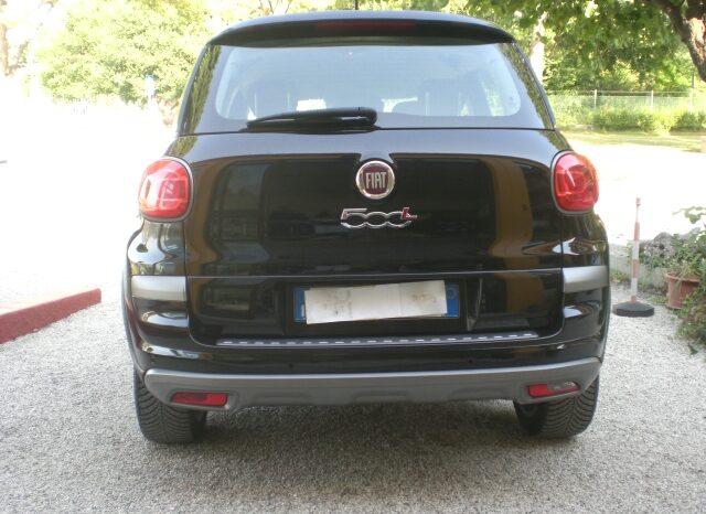CIMG7157-640x466 Fiat 500 L 1.3 mjtd 95cv Cross (PER NEOPATENTATI)