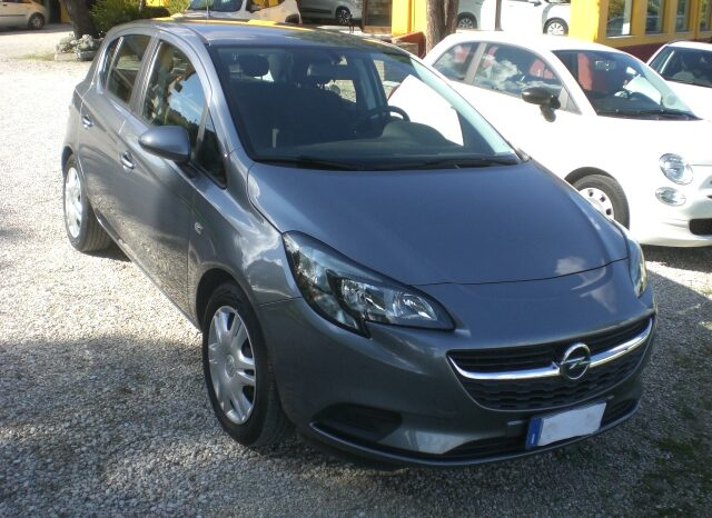 CIMG7334-640x466 Opel Corsa 5 porte  1.4 90cv GPL DALLA CASA (PER NEOPATENTATI)