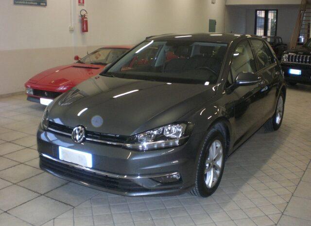 CIMG7346-640x466 Volkswagen Golf 7 1.6 TDI 116cv Euro 6 D-Temp Business