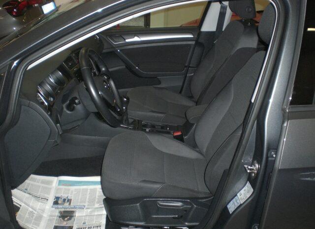CIMG7350-640x466 Volkswagen Golf 7 1.6 TDI 116cv Euro 6 D-Temp Business