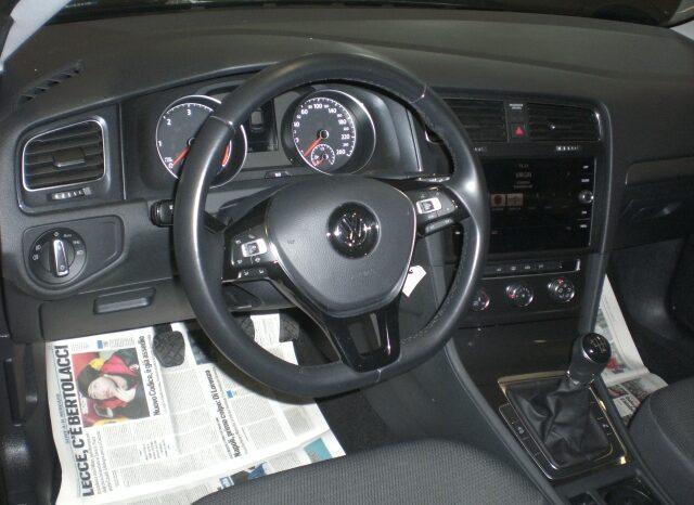 CIMG7351-640x466 Volkswagen Golf 7 1.6 TDI 116cv Euro 6 D-Temp Business