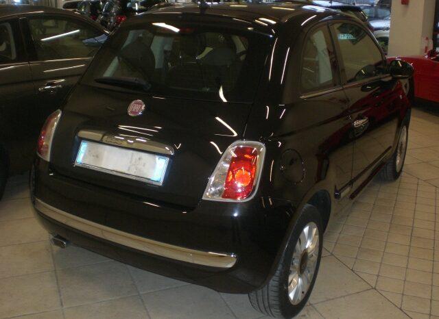 CIMG7369-640x466 Fiat 500 1.2 Lounge GPL +Tetto Panoramico (per Neopatentati)
