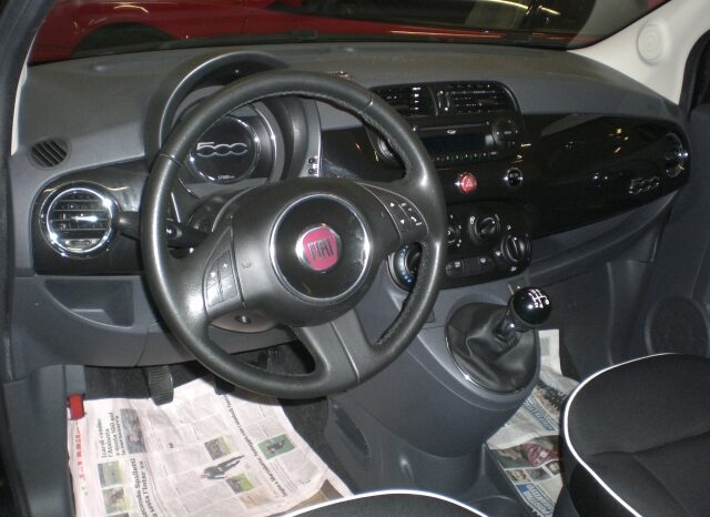 CIMG7372-640x466 Fiat 500 1.2 Lounge GPL +Tetto Panoramico (per Neopatentati)