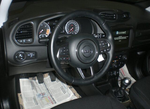 CIMG7418-640x466 Jeep Renegade 1.6 MJTD 120cv Limited Winter Pack+Navi '8,4