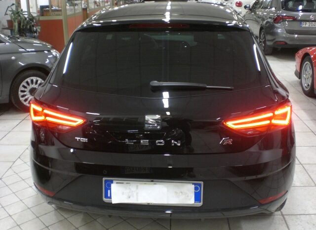 CIMG7485-640x466 Seat Leon 5 p 1.5 TGI 130cv FR (METANO)