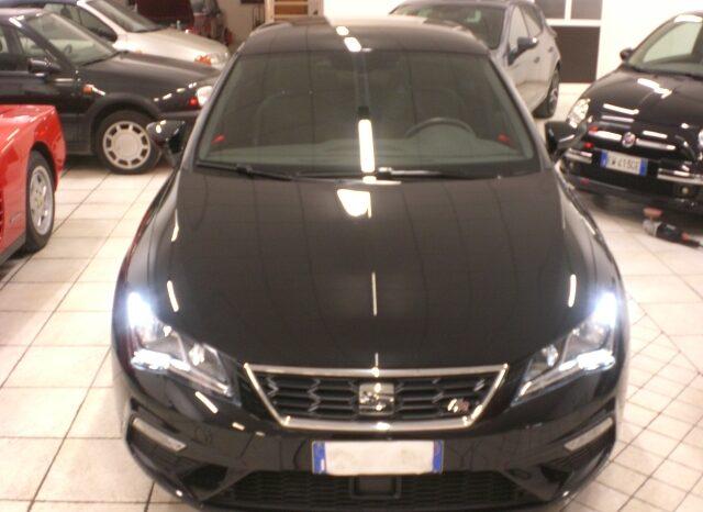 CIMG7493-640x466 Seat Leon 5 p 1.5 TGI 130cv FR (METANO)