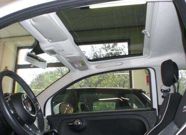 CIMG7504-640x466 Fiat 500 1.2 Lounge TETTO PANORAMICO (PER NEOPATENTATI)