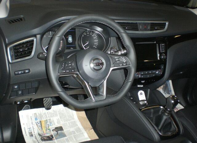 CIMG7703-640x466 Nissan Qashqai 1.5 dci 116cv N-Connecta km0 Fari Full Led+Navi+telecamere 360°