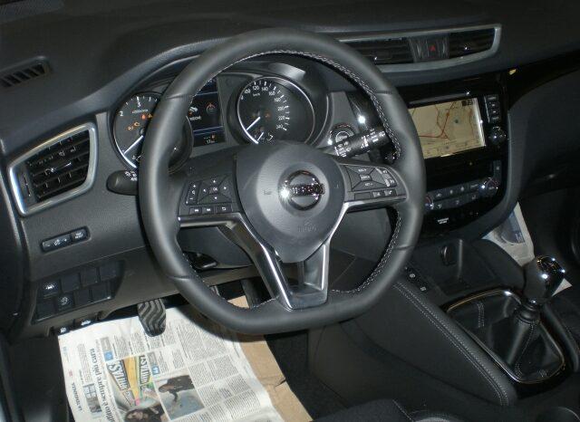 CIMG7711-640x466 Nissan Qashqai 1.5 dci 116cv N-Connecta km0 Fari Full Led+Navi+telecamere 360°