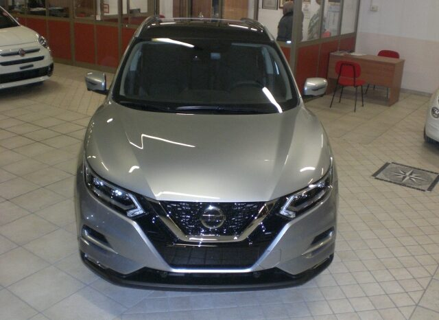 CIMG7726-640x466 Nissan Qashqai 1.5 dci 116cv N-Connecta km0 Fari Full Led+Navi+telecamere 360°