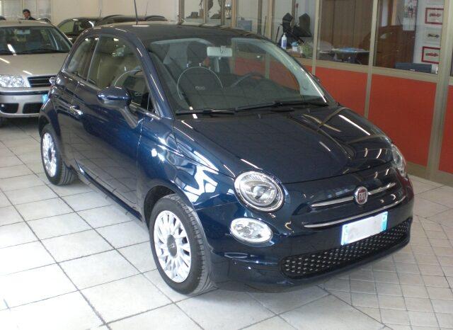 CIMG7744-640x466 Fiat 500 1.2 Lounge Tetto Panoramico+Sensori Parcheggio(Per Neopatentati)