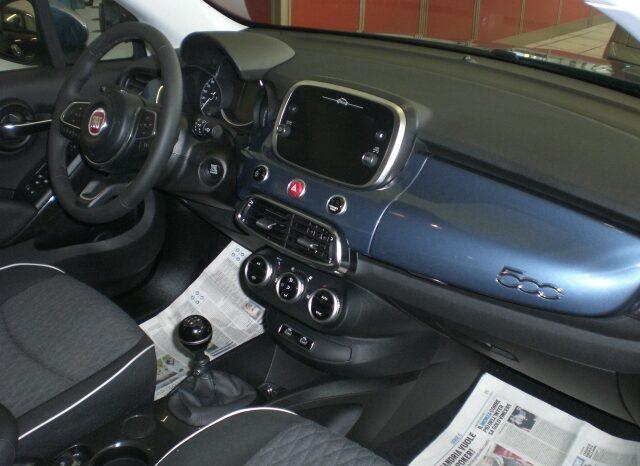 CIMG7785-640x466 Fiat 500 X 1.3 mjt 95cv CROSS  NAVI+Clima Automat (NEOPATENTATI SI)