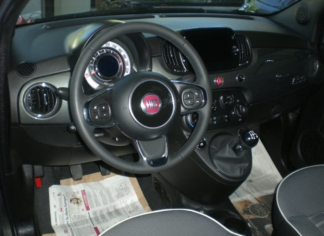 CIMG7934-640x466 Fiat 500 1.2 Lounge