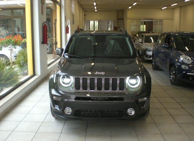 CIMG7999-640x466 Jeep Renegade 1.6 mjt 130cv Limited km0 2021 + FARI FULL LED