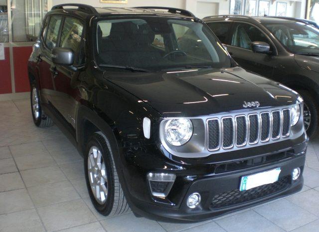 CIMG8064-640x466 Jeep Renegade 1.6 mjt 120cv Limited + NAVI '8,4