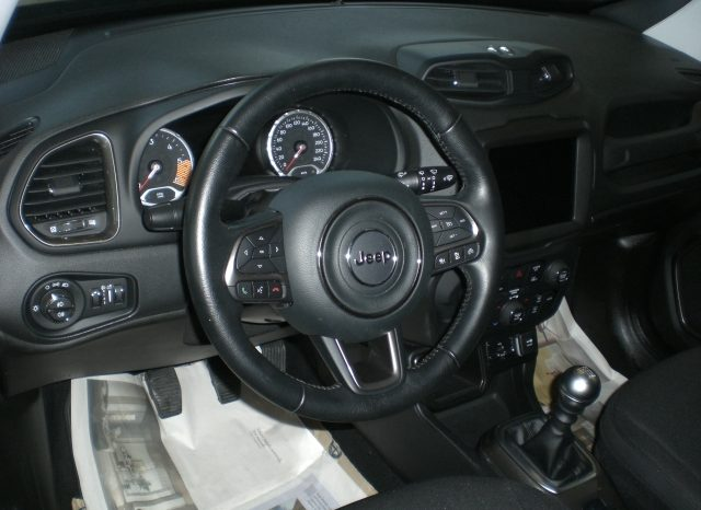 CIMG8070-640x466 Jeep Renegade 1.6 mjt 120cv Limited + NAVI '8,4
