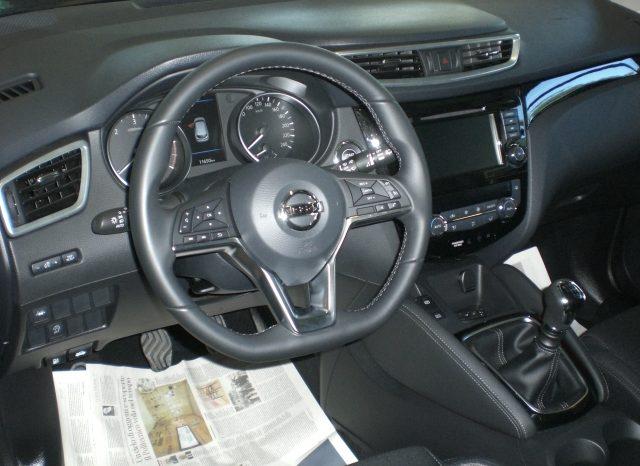 CIMG8097-640x466 Nissan Qashqai 1.5 dci 116cv N-Connecta 07/2020 km 11000+Full Led